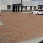 Challenge Brick Paving Perth - Prix Cars - Office entry to Prixcar