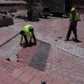 Paving for Brierty Limited and the Shire of Newman