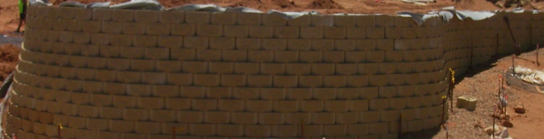 Keystone Walling