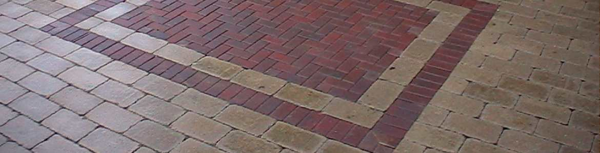 Brick Paved Patios